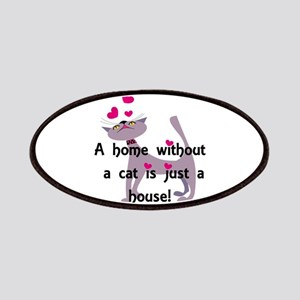 A home without a cat... Patch