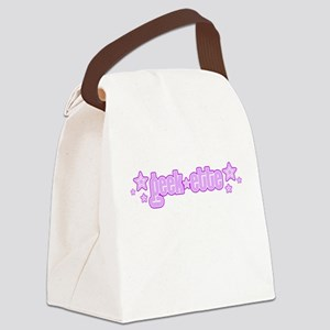 Geekette Canvas Lunch Bag