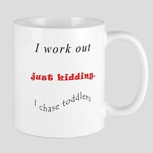 Chase Toddlers - Red Mugs