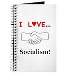 I Love Socialism Journal