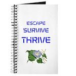 Escape, Survive, Thrive Journal