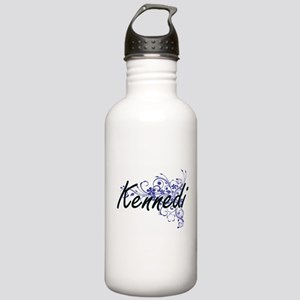 Kennedi Artistic Name Stainless Water Bottle 1.0L