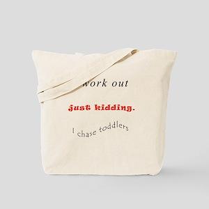 Chase Toddlers - Orange Tote Bag