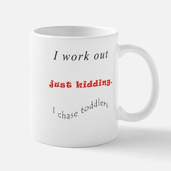 Chase Toddlers - Orange Mugs
