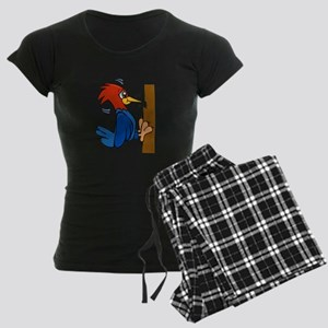 woodpecker Women's Dark Pajamas