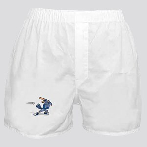 blue jay baseball Boxer Shorts