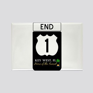 U.S. Route 1 Road Sign Magnets