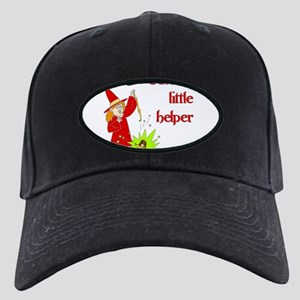 Santa's Little helper Black Cap