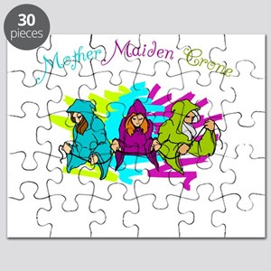 Maiden Mother Crone Puzzle