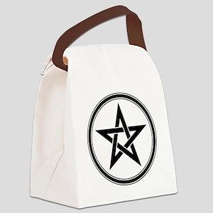 33035976pentaclea Canvas Lunch Bag