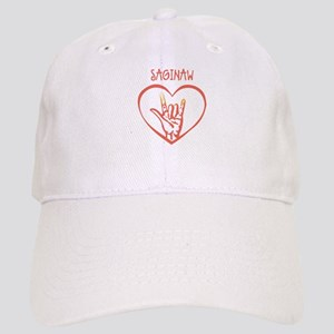 SAGINAW (hand sign) Cap