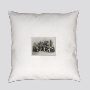 Mosby's Men Everyday Pillow
