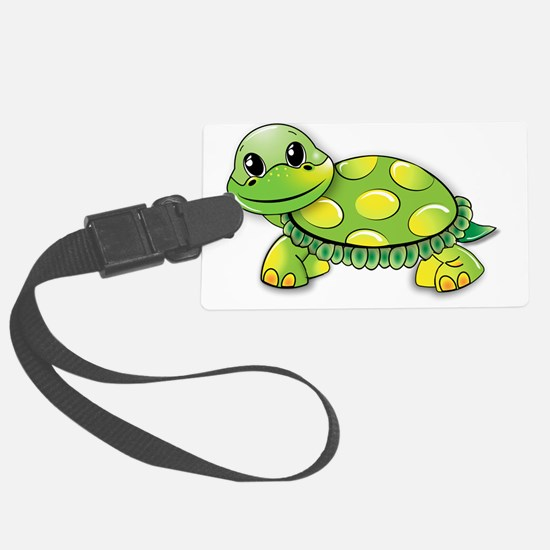 Cute Cute turtle Luggage Tag