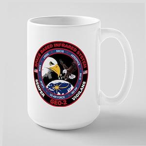 Geo-2 Large Mug Mugs