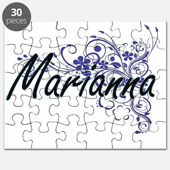 Cute Marianna Puzzle