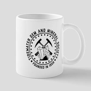 Founders logo crisp, bold Mugs