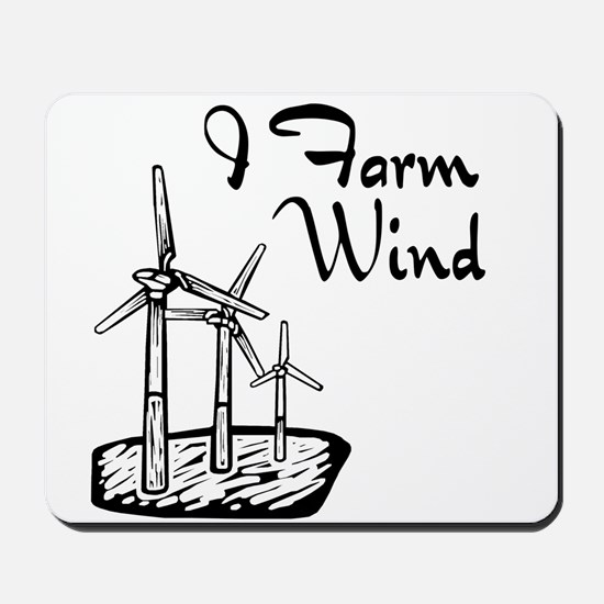 i farm wind with 3 windmills.png Mousepad