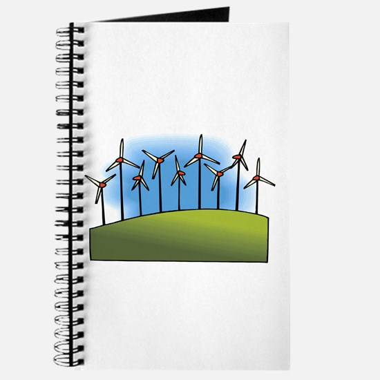 i love heart wind power windmills.png Journal