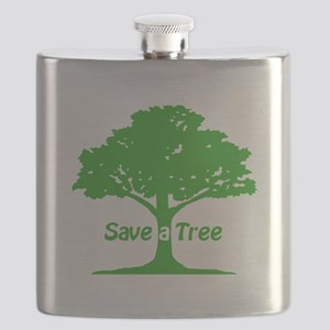 Save a Tree Flask