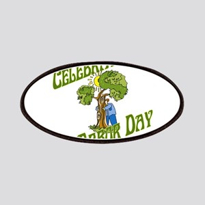 Celebrate Arbor Day Patch