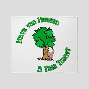 Have You? Kangaroo Throw Blanket