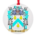 Orchard Round Ornament