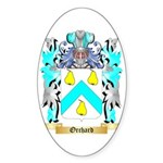 Orchard Sticker (Oval)