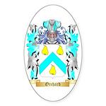 Orchard Sticker (Oval 10 pk)