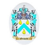 Orchard Oval Ornament