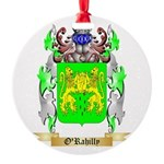 O'Rahilly Round Ornament