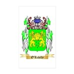 O'Rahilly Sticker (Rectangle 50 pk)