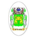 O'Rahilly Sticker (Oval 10 pk)