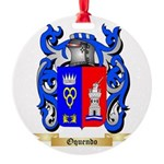 Oquendo Round Ornament