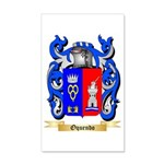 Oquendo 35x21 Wall Decal