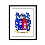 Oquendo Framed Panel Print
