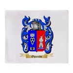 Oquendo Throw Blanket