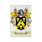 Oppy Rectangle Magnet (100 pack)