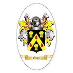 Oppy Sticker (Oval 50 pk)