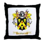 Oppy Throw Pillow
