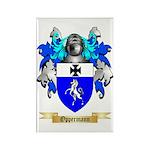 Oppermann Rectangle Magnet (100 pack)