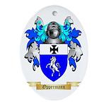 Oppermann Oval Ornament