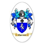 Opperman Sticker (Oval)