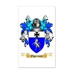 Opperman 20x12 Wall Decal