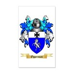 Opperman 35x21 Wall Decal