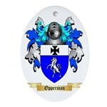 Opperman Oval Ornament
