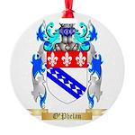 O'Phelan Round Ornament