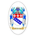 O'Phelan Sticker (Oval 50 pk)