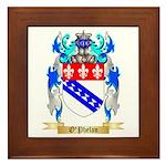 O'Phelan Framed Tile