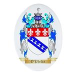 O'Phelan Oval Ornament