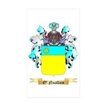 O'Nuallain Sticker (Rectangle 50 pk)